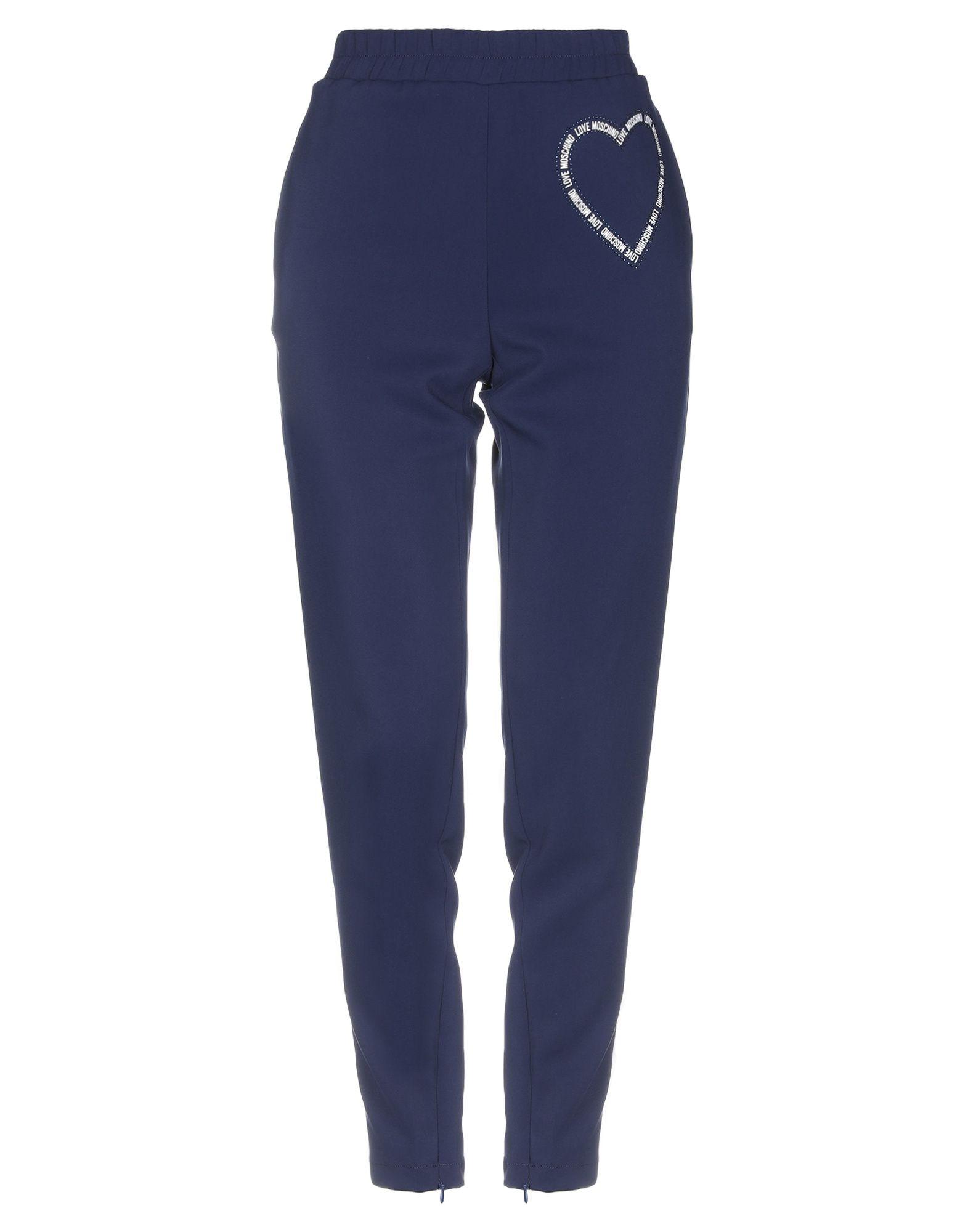 брюки спортивные love moschino love moschino lo416ewdrjj6 LOVE MOSCHINO Повседневные брюки