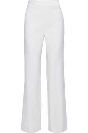 MAX MARA Turku stretch-wool wide-leg pants
