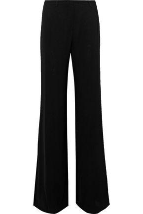 MAX MARA Macao crepe wide-leg pants