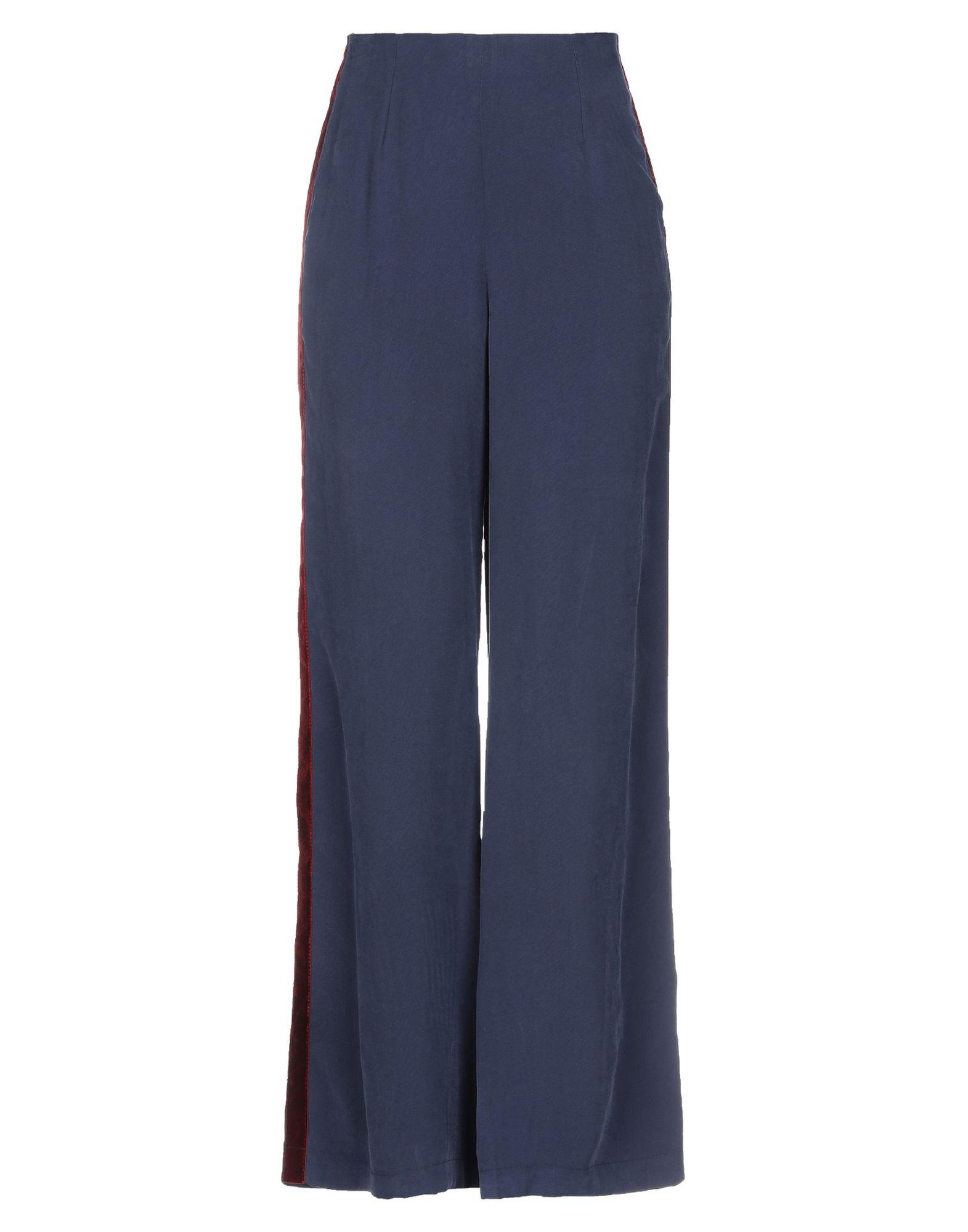 OPALINE Повседневные брюки opaline джинсовые брюки