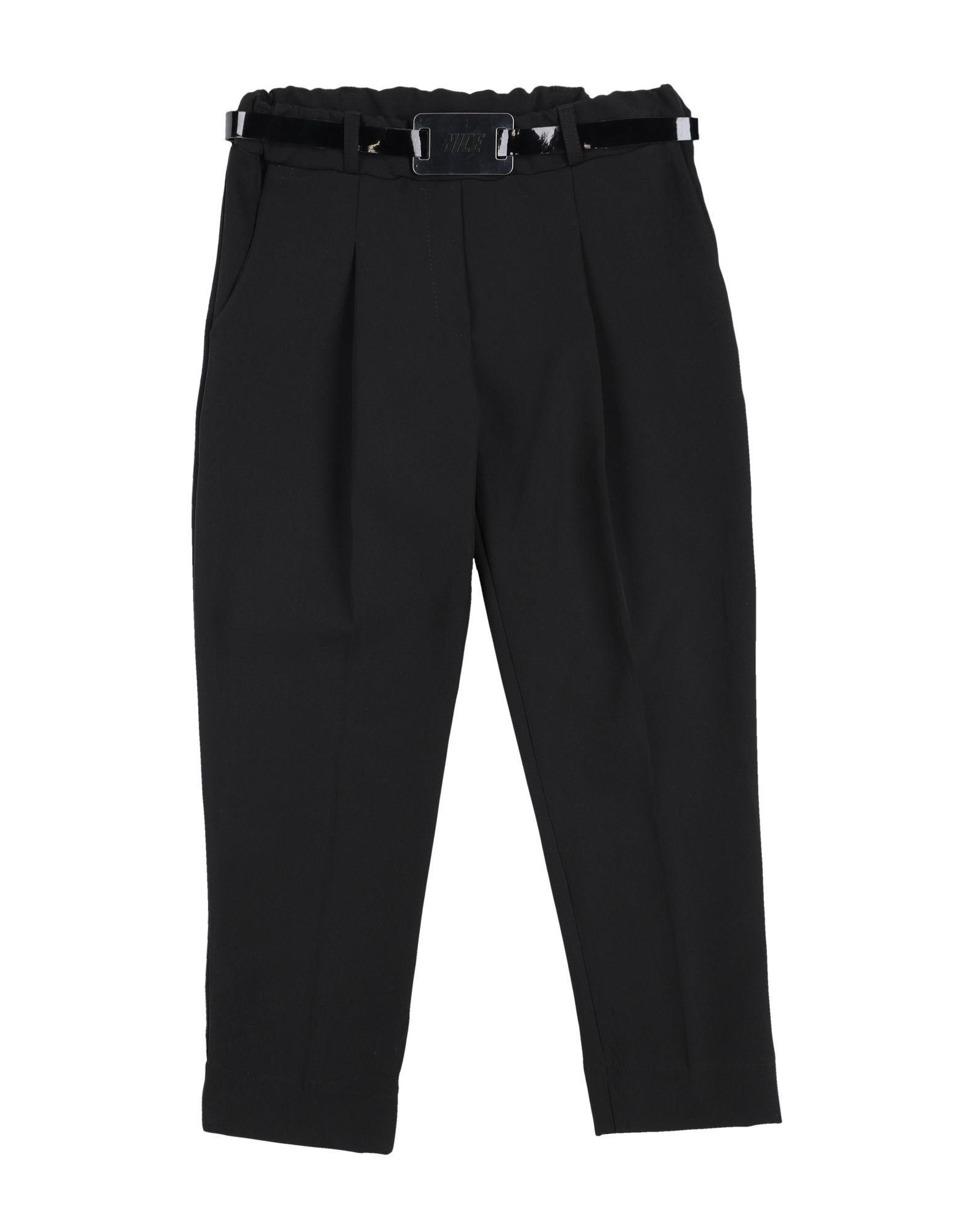Nicebrand Kids' Casual Pants In Black