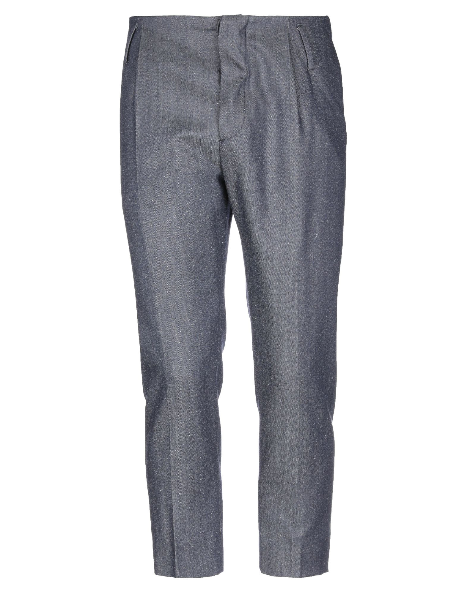 《セール開催中》BE ABLE メンズ パンツ ブルー 33 ウール 100%