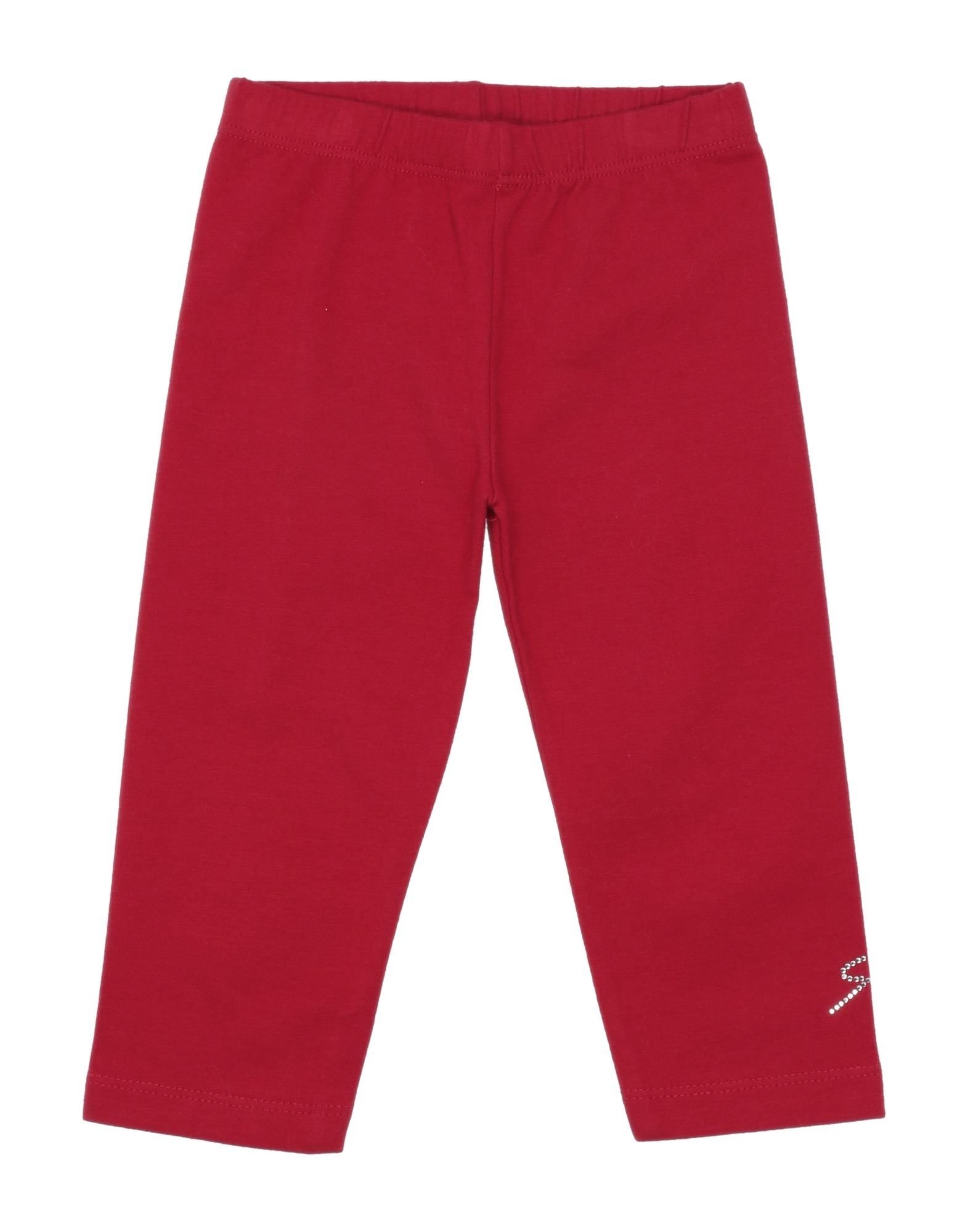 9.2 By Carlo Chionna Kids' Casual Pants In Red
