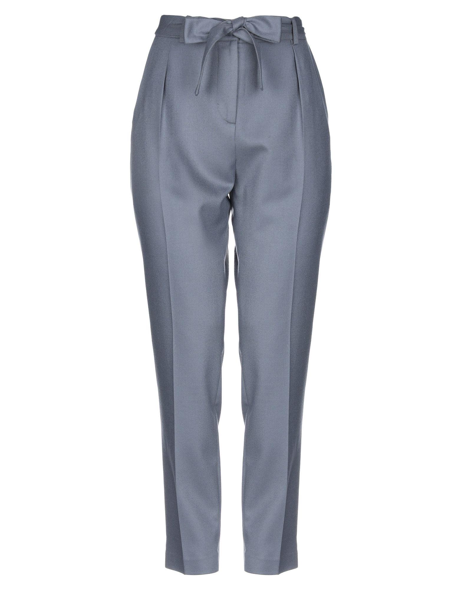 LAMBERTO LOSANI Повседневные брюки цена 2017