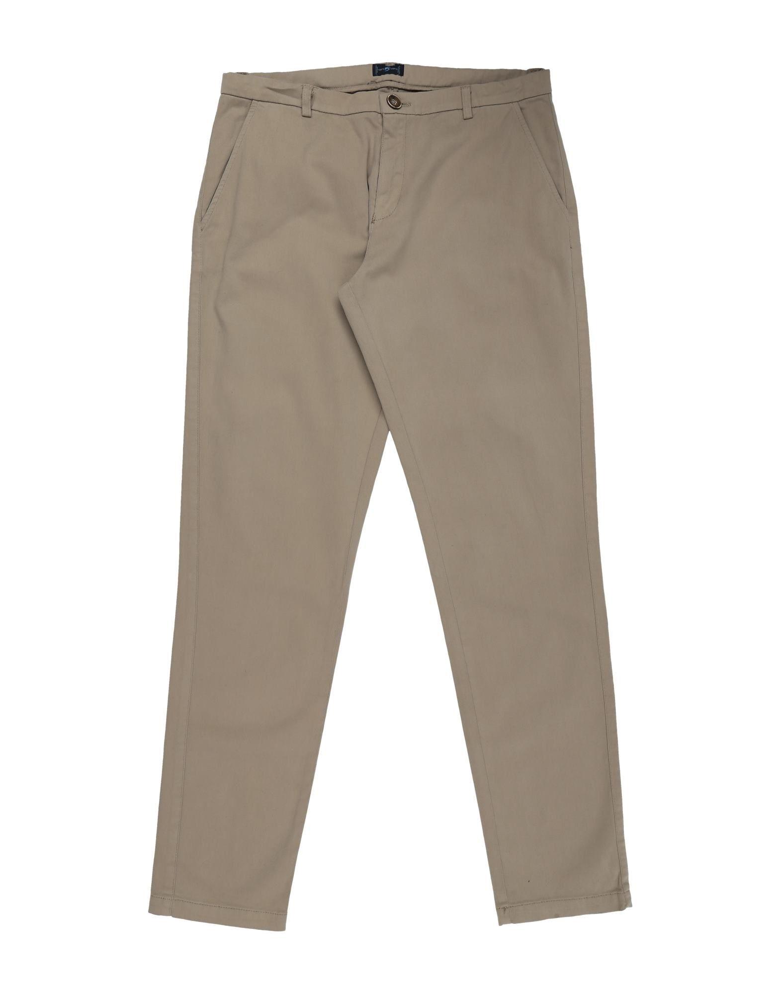 Varci Kids' Casual Pants In Neutrals