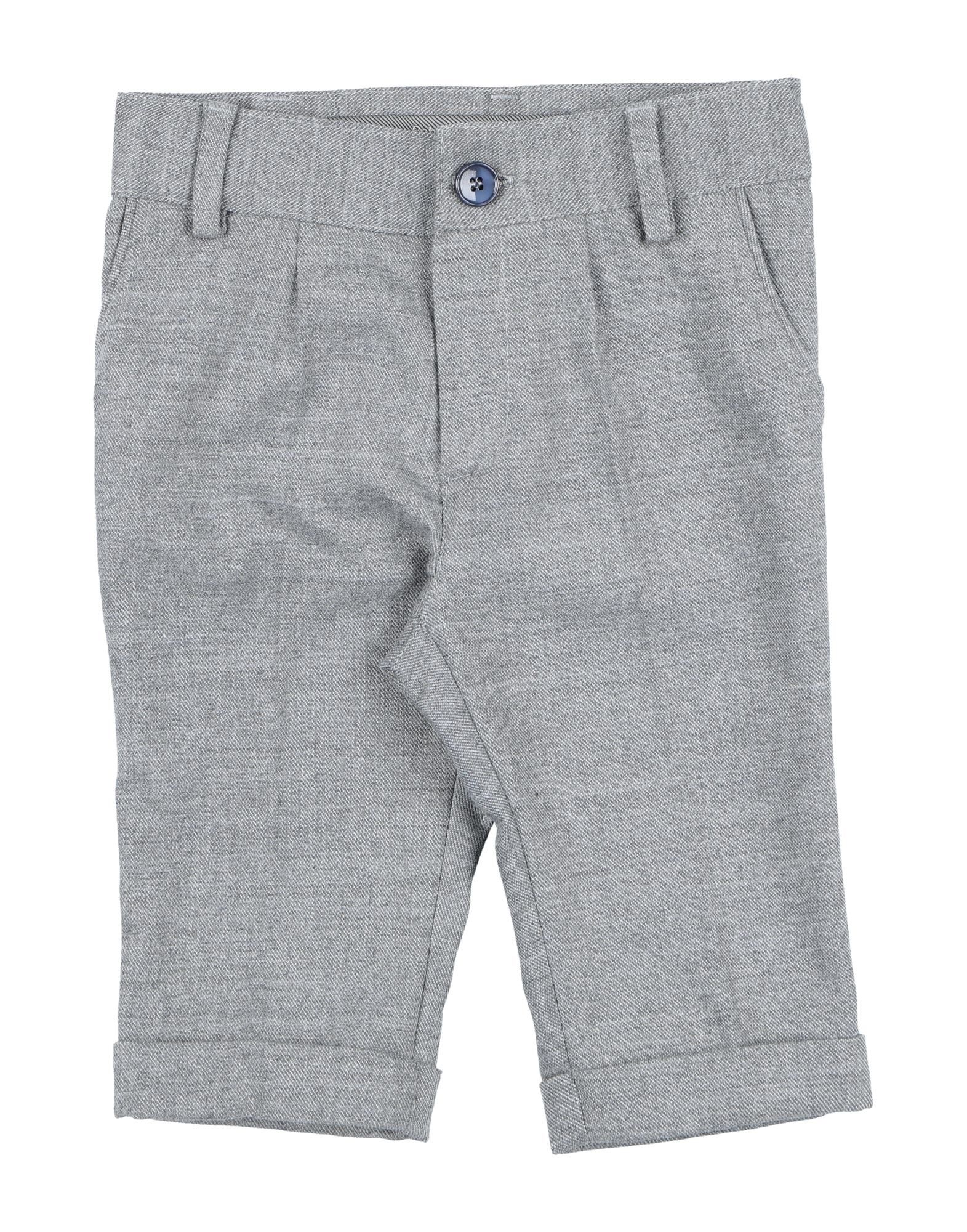 Baby A. Kids' Casual Pants In Gray