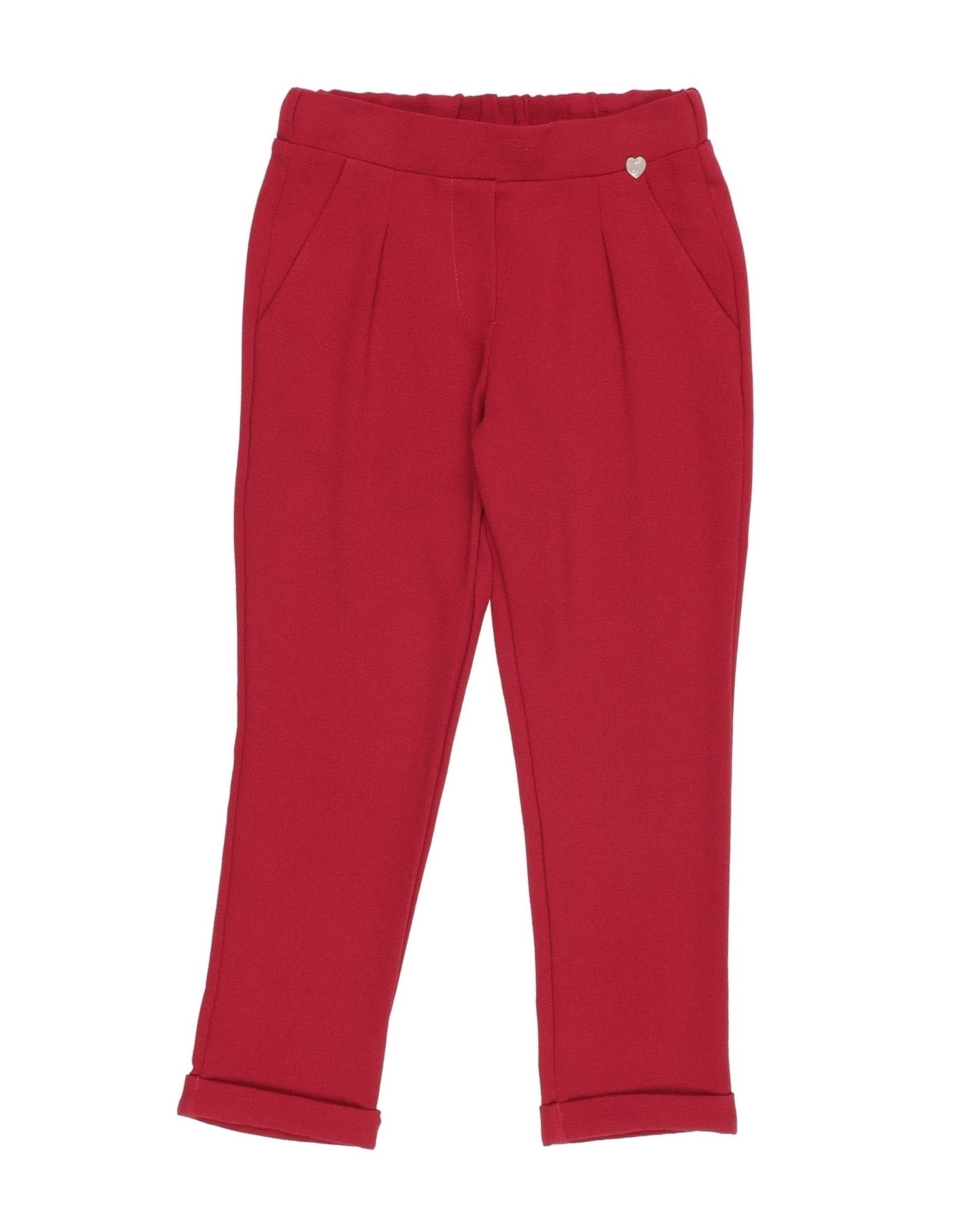 Illudia Kids' Casual Pants In Red