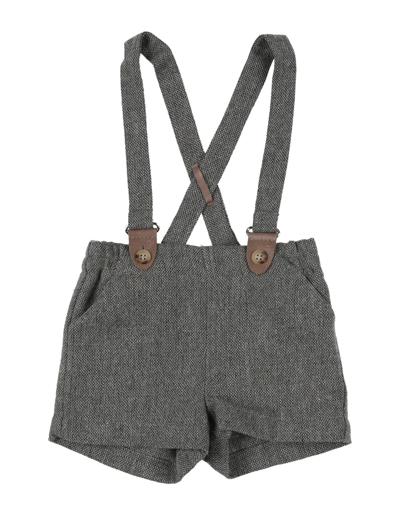 Fina Ejerique Kids' Bermudas In Gray