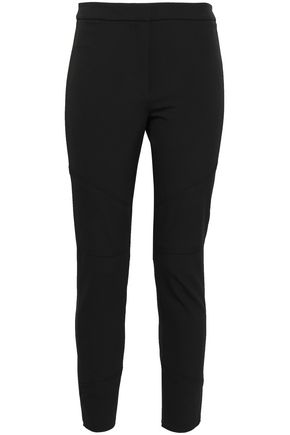 PROENZA SCHOULER Cropped stretch-crepe skinny pants