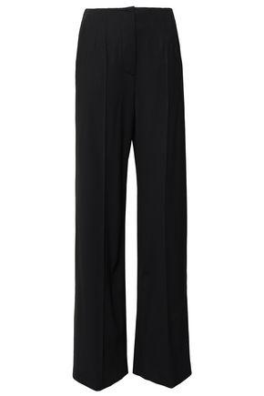 PROENZA SCHOULER Stretch-wool twill wide-leg pants
