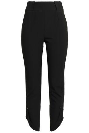 KITX Cropped twill slim-leg pants