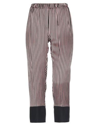 Фото - Повседневные брюки от SHIRTAPORTER розового цвета