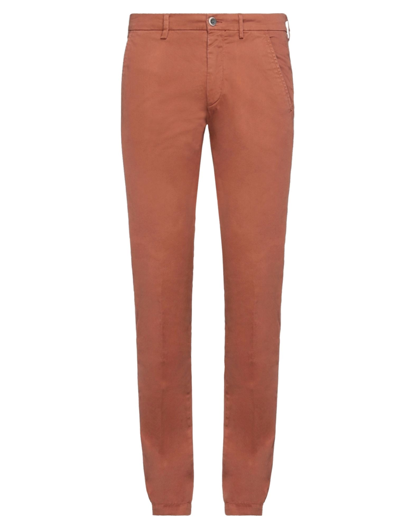 Mason's Casual Pants In Brown
