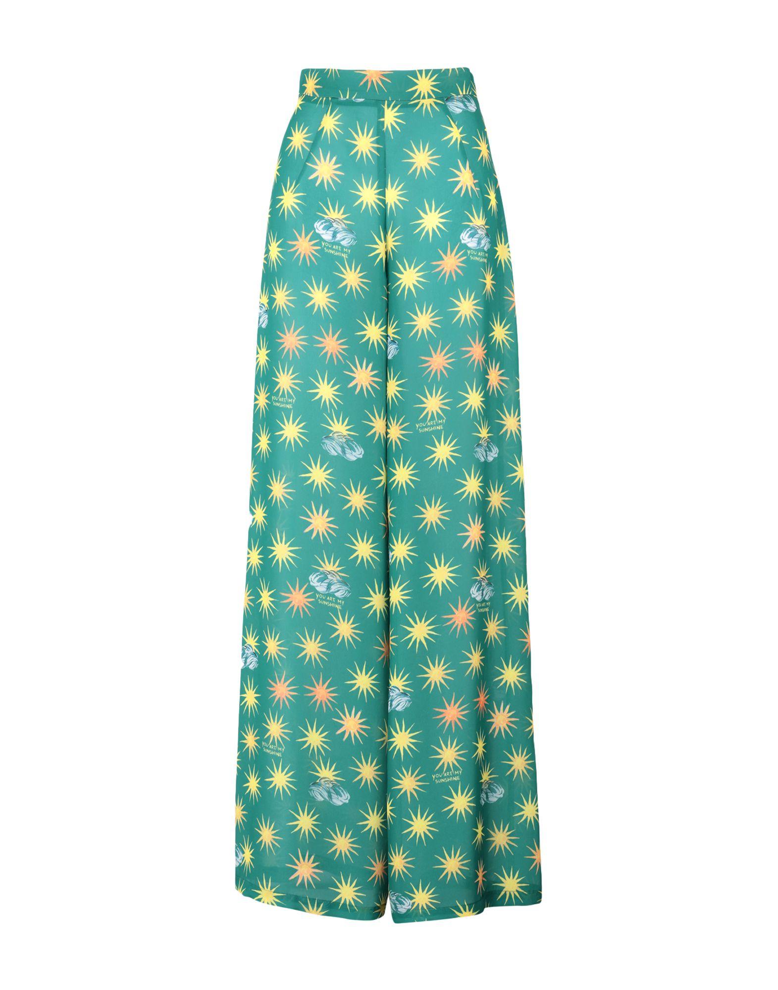 GIULIA ROSITANI Повседневные брюки недорго, оригинальная цена