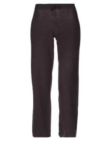 Фото - Повседневные брюки от GAIA MARTINO темно-коричневого цвета