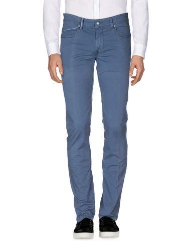 Фото 2 - Повседневные брюки от RE-HASH грифельно-синего цвета