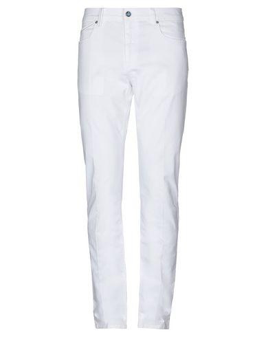 Фото - Повседневные брюки от RE-HASH белого цвета