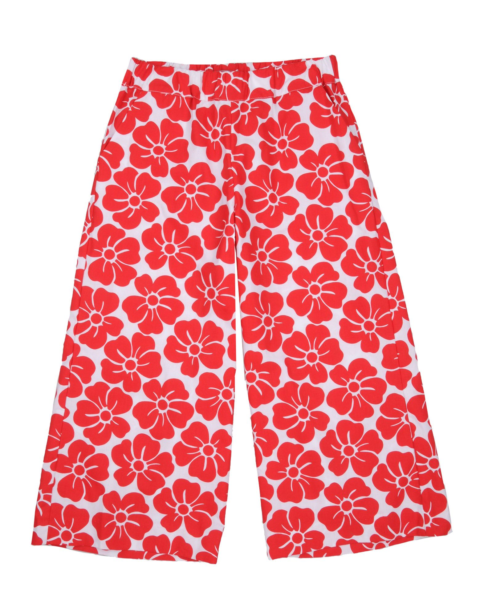 Capsule By Arabeth Kids' Casual Pants In Red