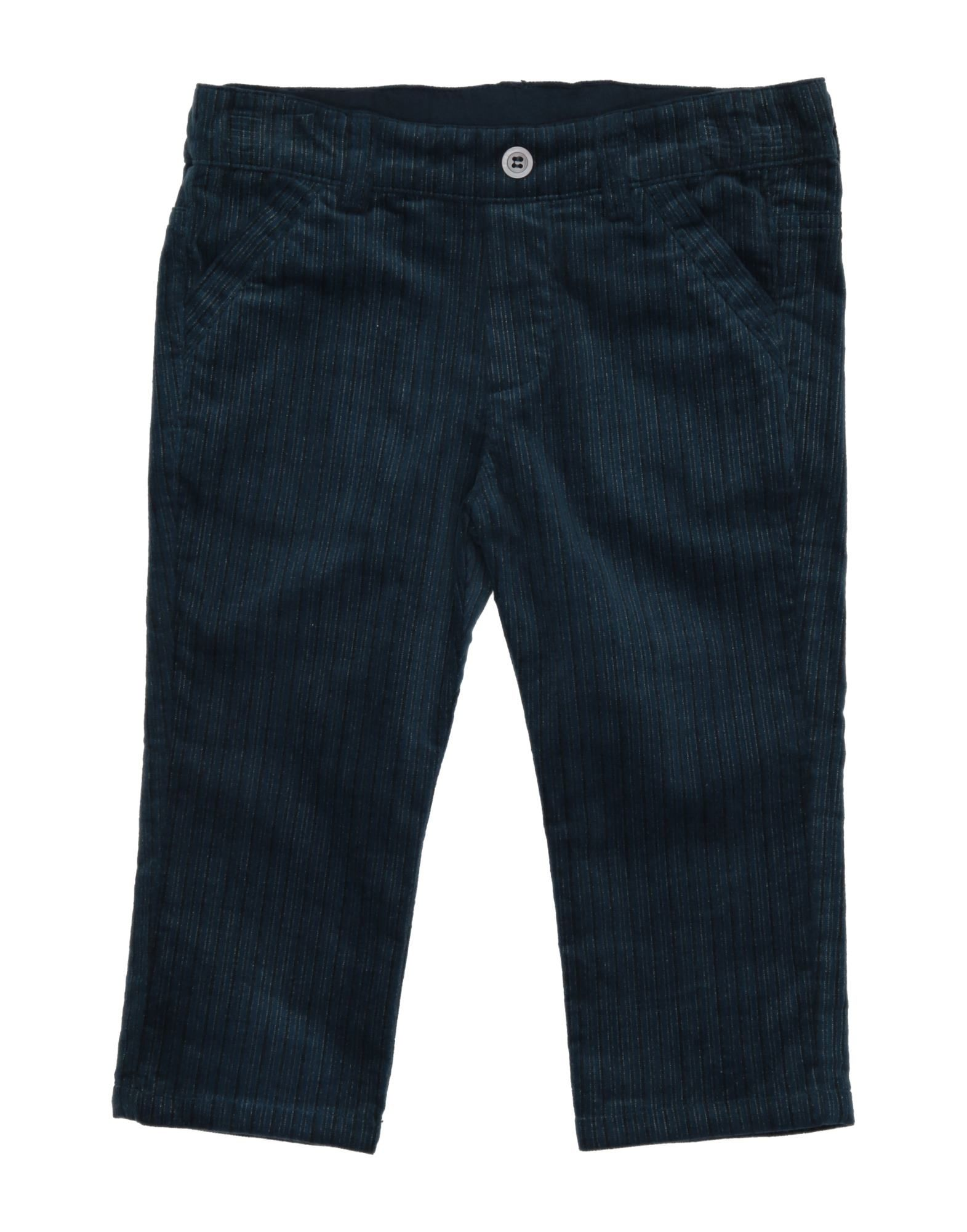 Kid Space Kids' Casual Pants In Blue