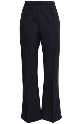 BAUM UND PFERDGARTEN Stretch-crepe bootcut pants