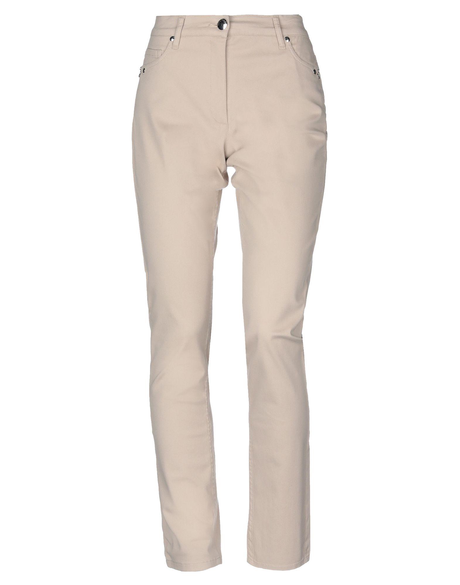 CAROLINE BISS Повседневные брюки цифровое тв sublime biss