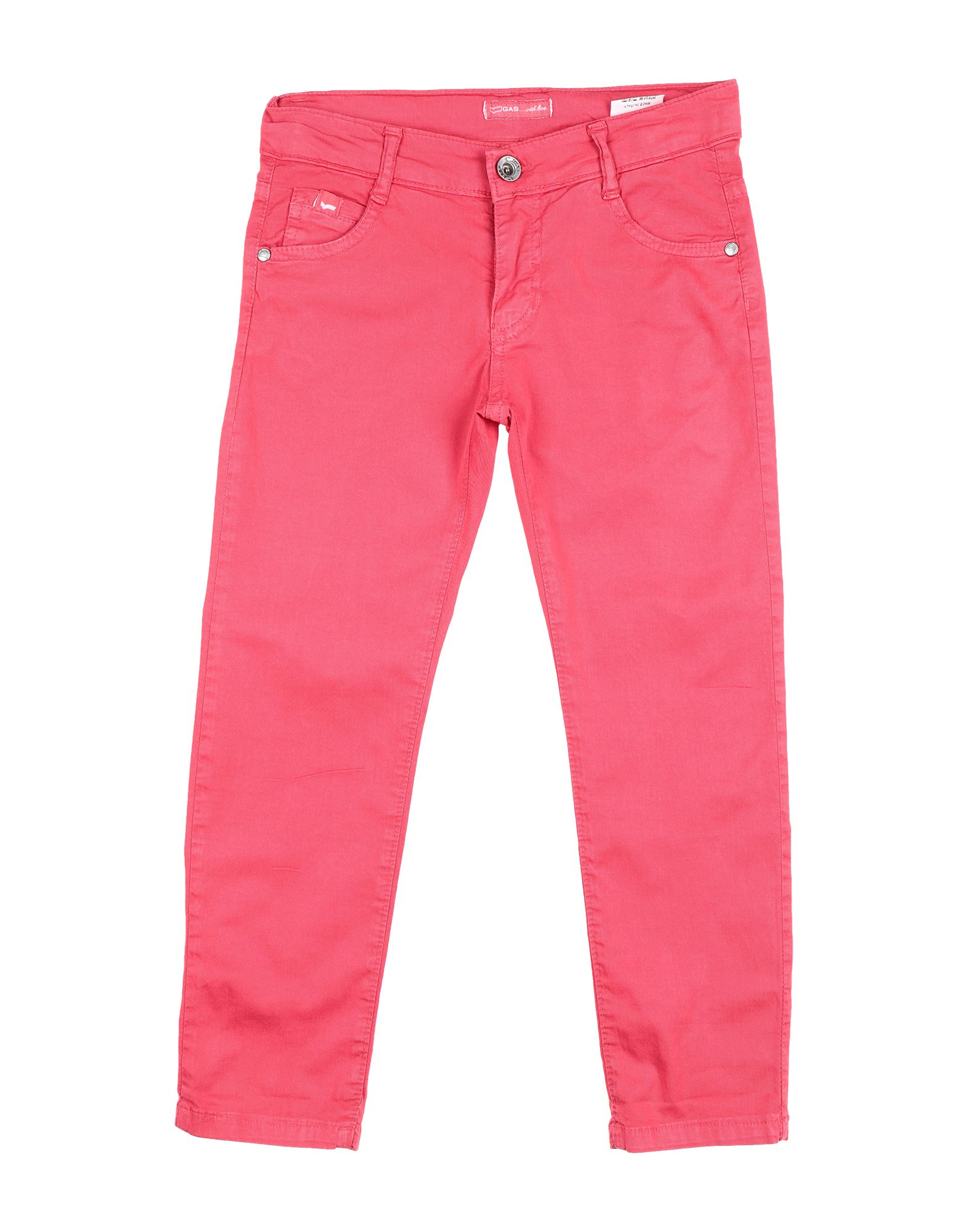 Gas Kids' Casual Pants In Red