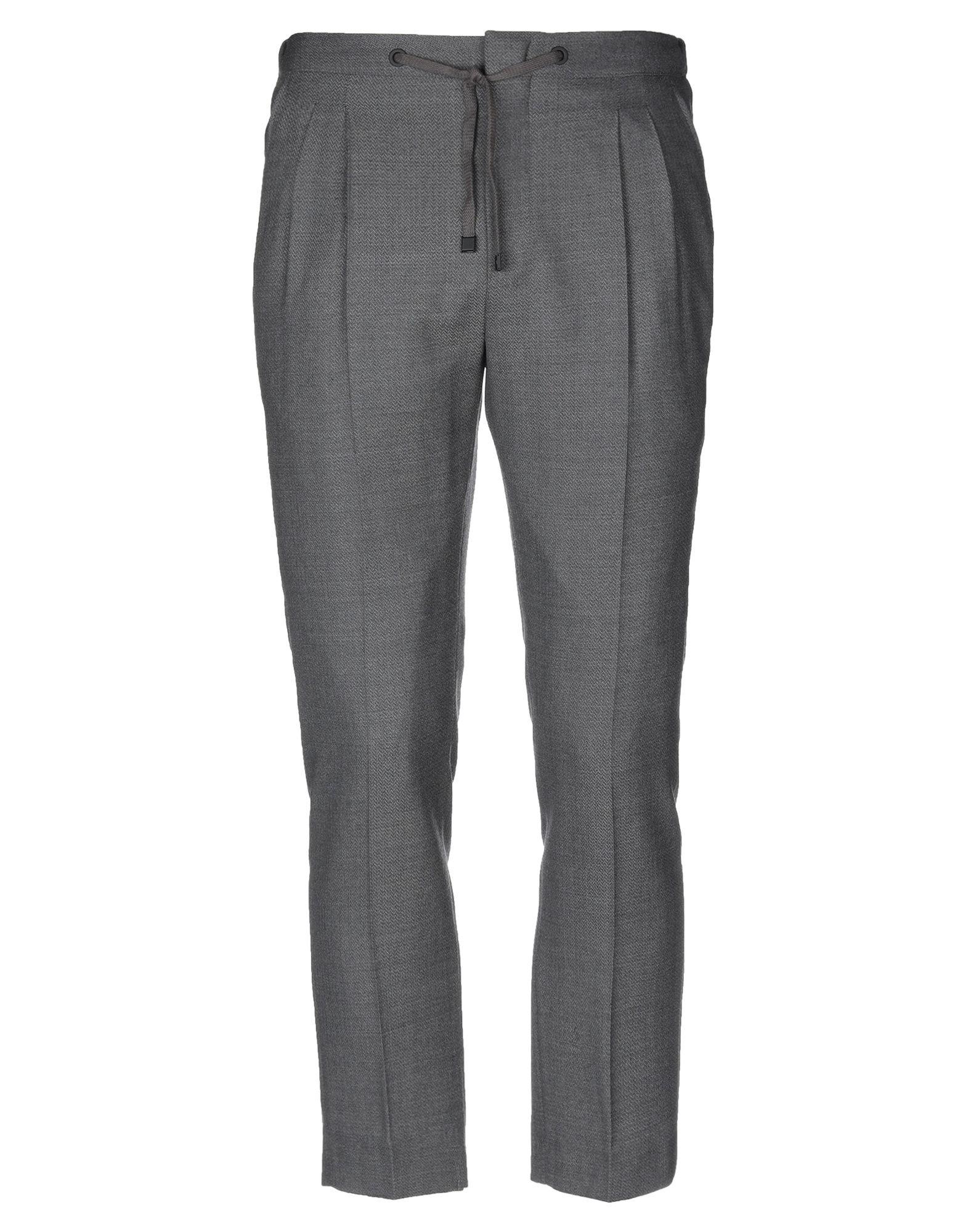 《セール開催中》BE ABLE メンズ パンツ グレー 33 バージンウール 100%