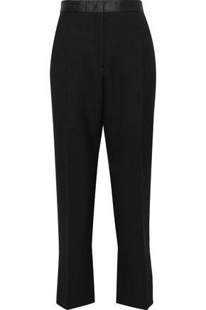 JOSEPH Zod wool straight-leg pants