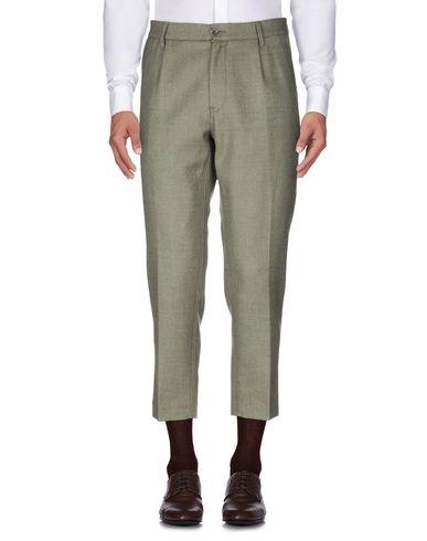 Фото 2 - Повседневные брюки от HAIKURE цвет зеленый-милитари