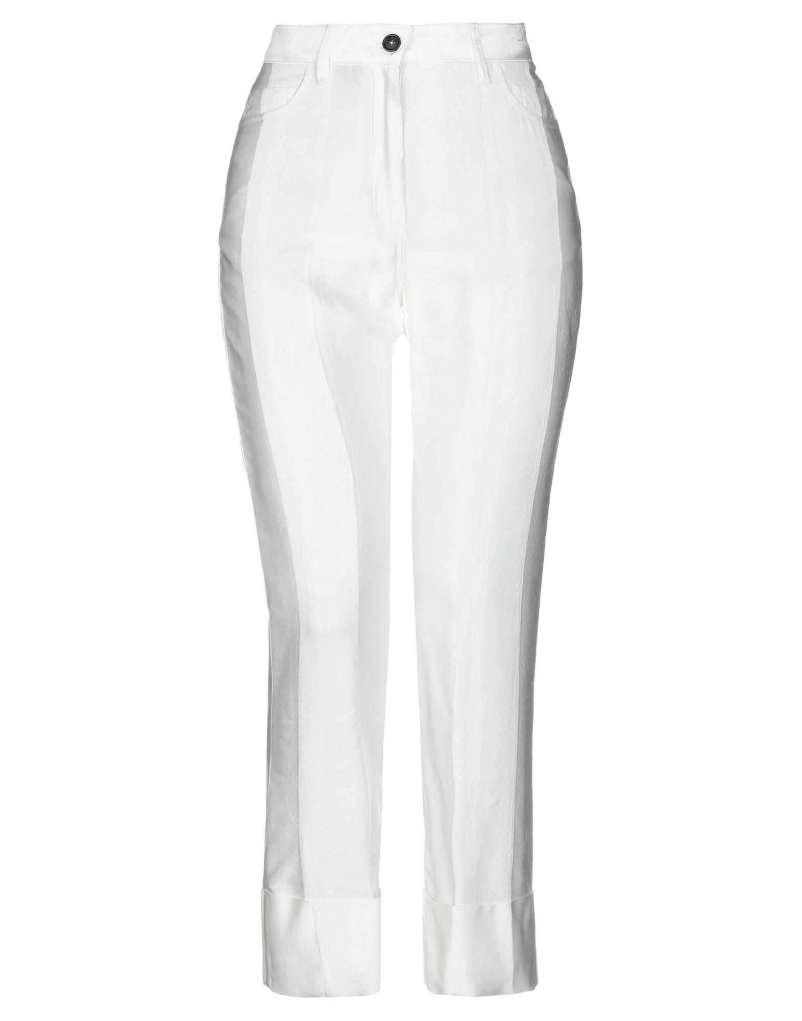 ANN DEMEULEMEESTER Повседневные брюки ann demeulemeester повседневные шорты