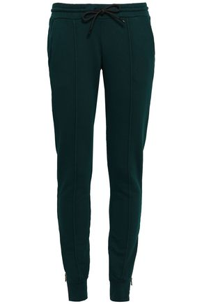 COTTON CITIZEN The Milan French cotton-terry track pants