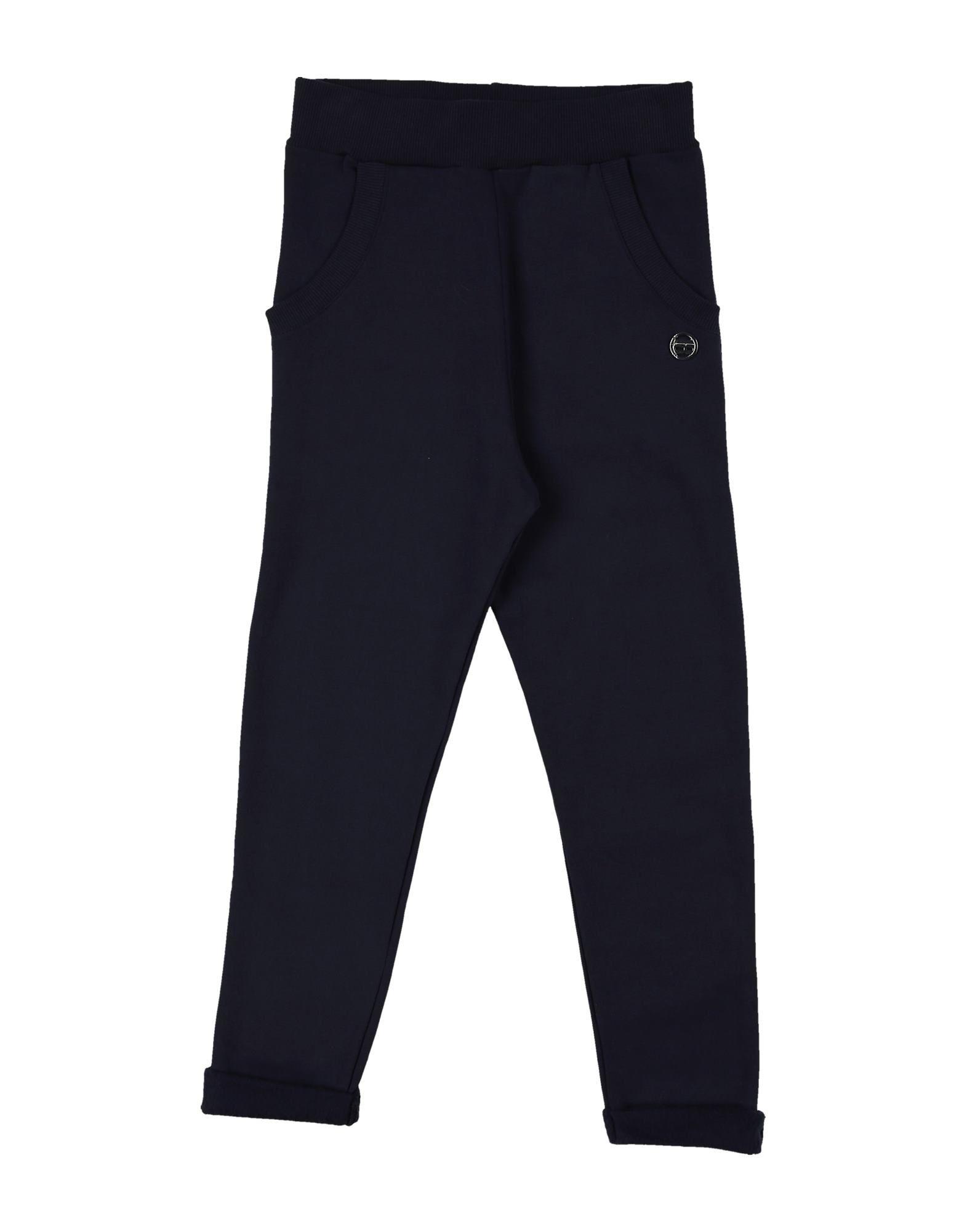 Vm18 Kids' Casual Pants In Blue
