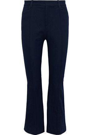 JOSEPH Zed woven bootcut pants