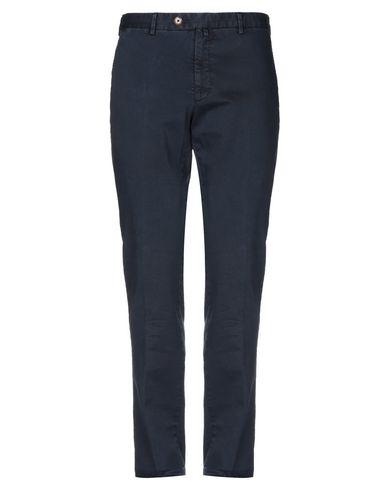 Фото - Повседневные брюки от VERDERA темно-синего цвета