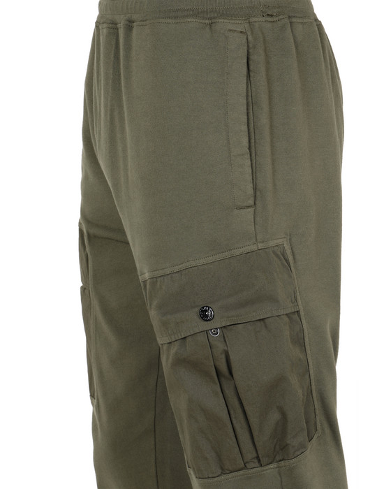 13336718bk - TROUSERS - 5 POCKETS STONE ISLAND