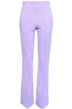 COTTON CITIZEN Cotton straight-leg pants