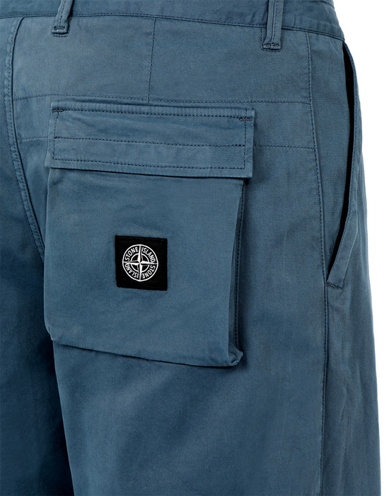 13336777si - TROUSERS - 5 POCKETS STONE ISLAND