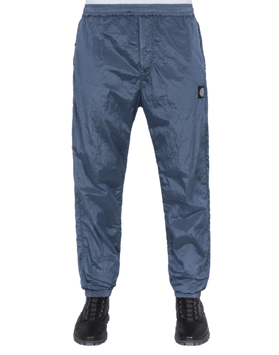 STONE ISLAND Pantalons sweat 63136 NYLON METAL RIPSTOP-TC