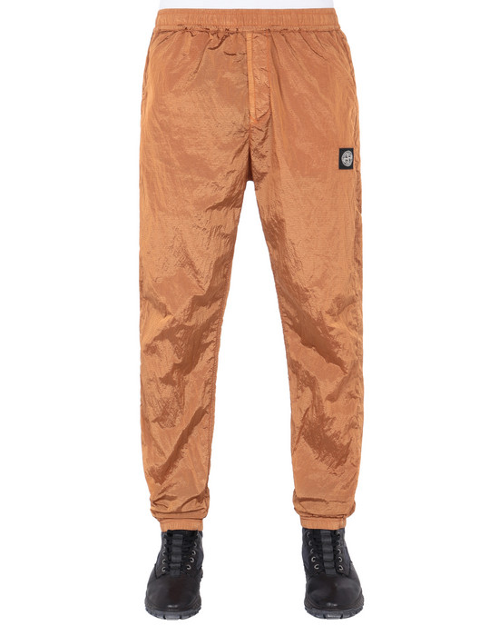 Fleece Pants 63136 NYLON METAL RIPSTOP-TC  STONE ISLAND - 0