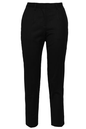 MACKINTOSH Cropped stretch-wool slim-leg pants
