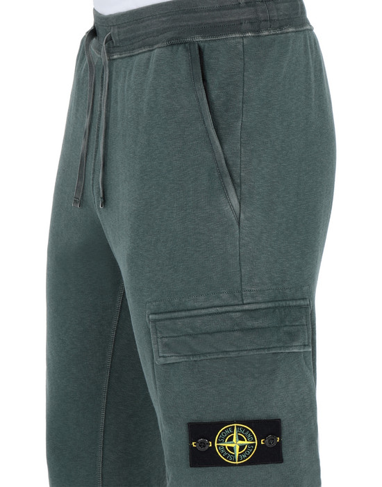 13337025tc - PANTS - 5 POCKETS STONE ISLAND