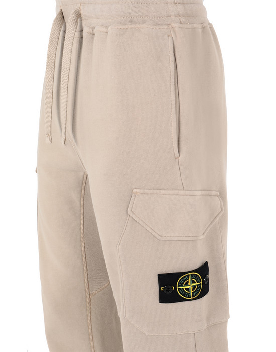 13337028vv - TROUSERS - 5 POCKETS STONE ISLAND