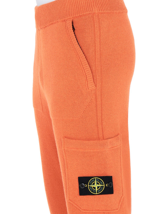 13337051ba - TROUSERS - 5 POCKETS STONE ISLAND