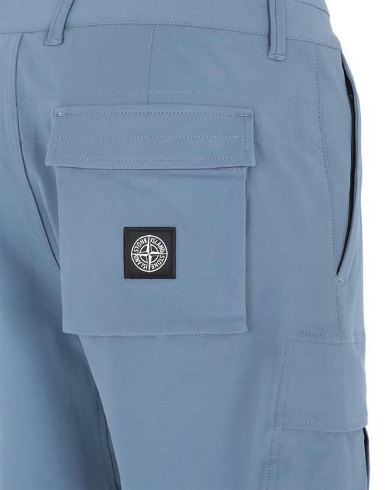 13337061xo - TROUSERS - 5 POCKETS STONE ISLAND
