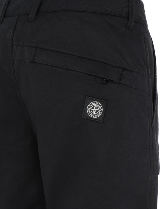 13337092ku - TROUSERS - 5 POCKETS STONE ISLAND