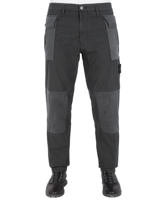 STONE ISLAND 30606 Pants Man Dark Gray