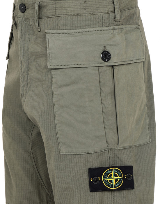 13337117ae - TROUSERS - 5 POCKETS STONE ISLAND