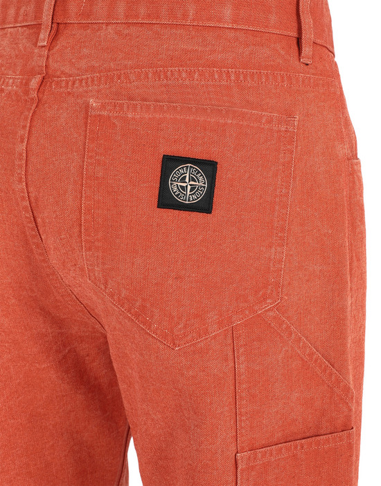 13337126mv - PANTS - 5 POCKETS STONE ISLAND