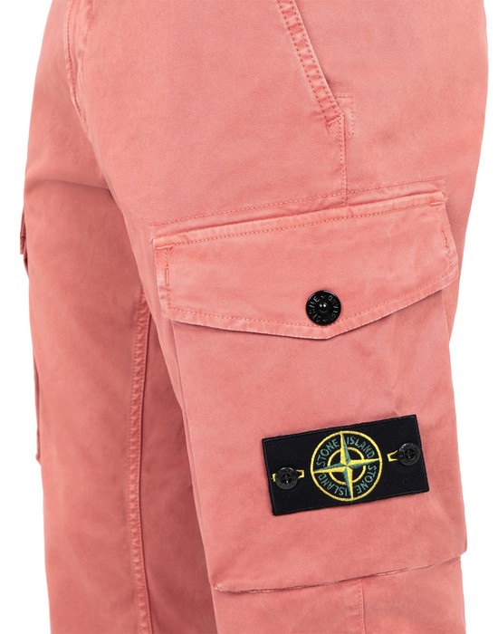 13337142ah - TROUSERS - 5 POCKETS STONE ISLAND