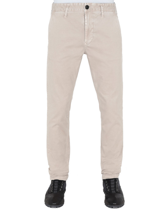 Trousers 316L1 'OLD' DYE TREATMENT  STONE ISLAND - 0